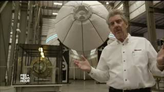 Beam me up — NASA experiments with inflatable modules