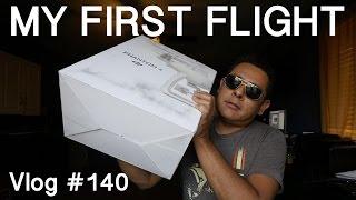 MY FIRST DRONE FLIGHT -  Phantom 4 -  Vlog #140