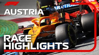 2020 Austrian Grand Prix: Race Highlights