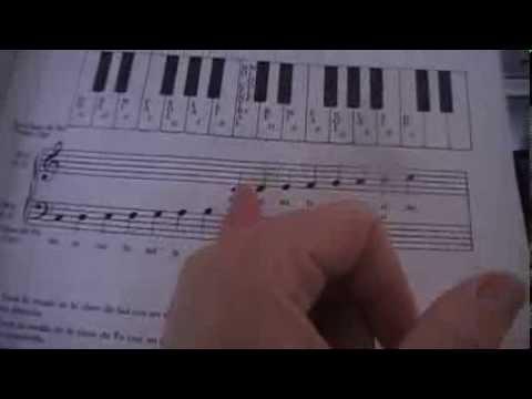como leer partituras para principiantes