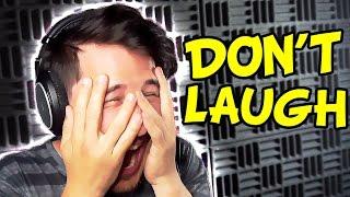 Probeer niet te lachen #5