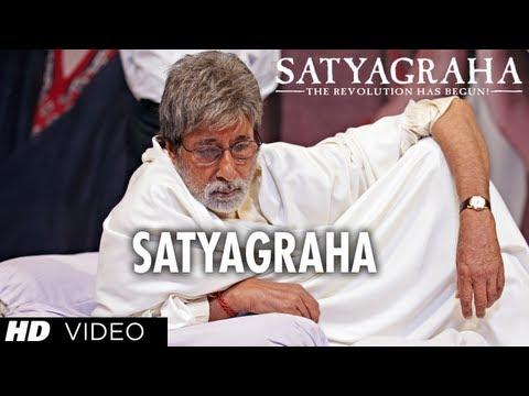 Satyagraha Title Song (raghupati Raghav) | Amitabh Bachchan, Ajay Devgn, Kareena, Arjun Rampal video