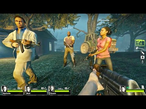 Left 4 Dead 2 - Beldurra Custom Campaign Gameplay Playthrough