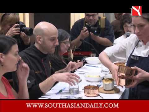 The Grate  Canadian Cheese Cook Coverage by Channel Y