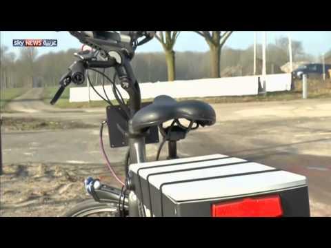دراجة توفر قيادة آمنة للمسنين