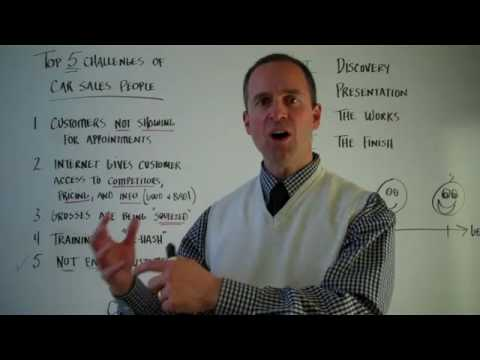 The 8 MINUTE SALES TRAINING VIDEO that could IGNITE Your Sales Career!
