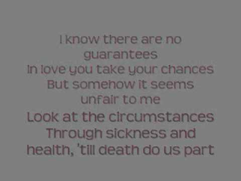 Mary J Blige - Not Gon Cry Lyrics