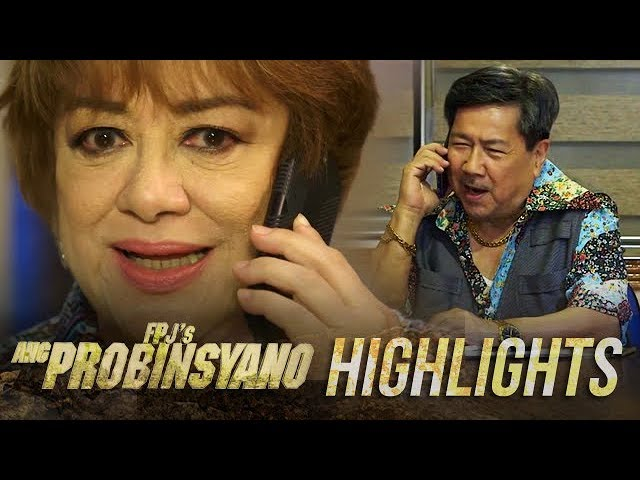 Gina joins Bart against Vendetta | FPJ's Ang Probinsyano