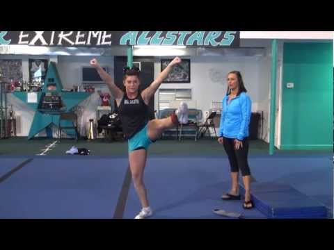 Cheer Extreme Instructional Series Part 2 (Segment 1 of 3) 
