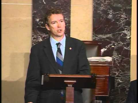 Sen. Rand Paul Speaks Out Against Aid to Egypt, While Egypt Continues to Detain Americans - 2/16/12