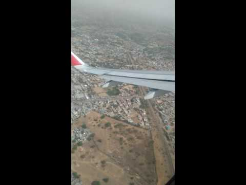 AI612 take off from Jaipur international airport to Mumbai international airport