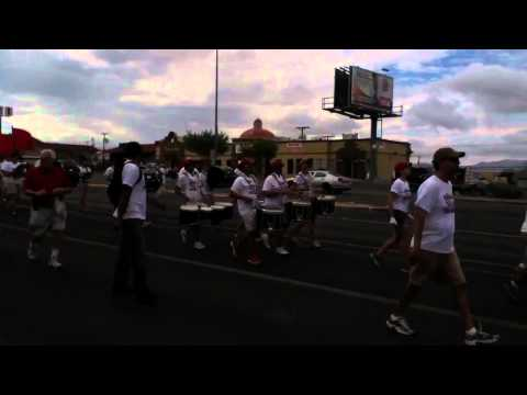 EL Paso Texas Jefferson High School  2012