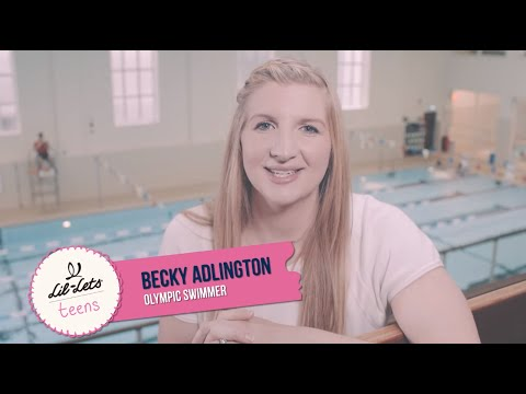 Let's Talk... Relationships with Rebecca Adlington
