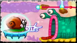 Snail Bob 4 Space Full Game Walkthrough All Levels