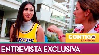 Paloma Mami reveló sus secretos a Monserrat Álvarez - Contigo en La Mañana