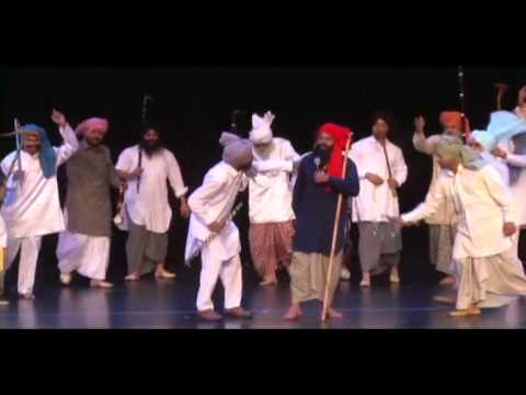 Punjabi Cultural Association of Alberta Malwai Gidha 2010.mp4...