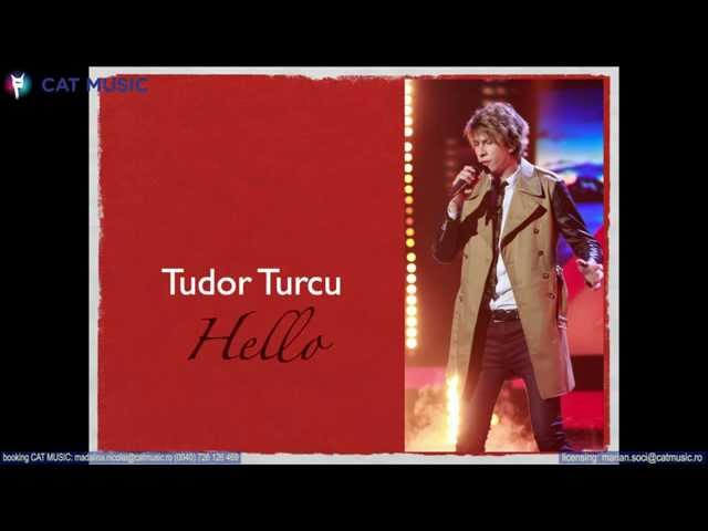 Tudor Turcu - Hello (Official Single)