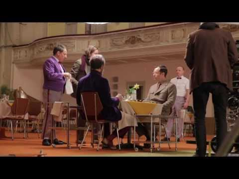 The Grand Budapest Hotel: Behind The Scenes (Compltere Broll) Part 1 Of 2