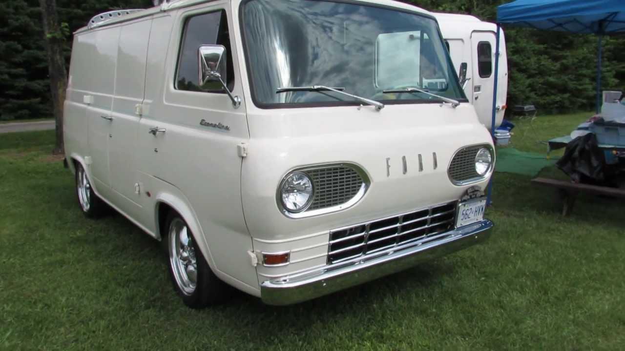 Vanfest 2012 1967 Ford Econoline Van Youtube