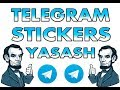 Telegram Stickers Yasash 2017 mp3