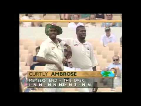 Funny Cricket Wonders And Blunders, (part 9 , Wonder With The Ball) video