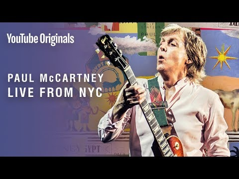 Paul McCartney: Live from NYC thumbnail