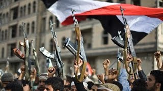 US Directly Enters War In Yemen For The First Time