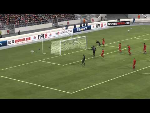 FUT13: Benteke Boost VS Lukaku Boost