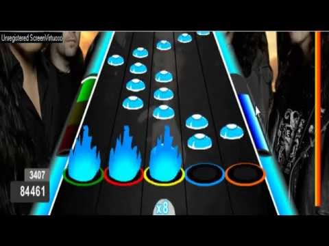 Guitar Flash Soldiers Of The Wasteland 100 FC 96887