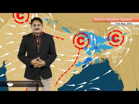 eather Forecast for May 11: Pre-Monsoon rain in India to bring relief from hot weather