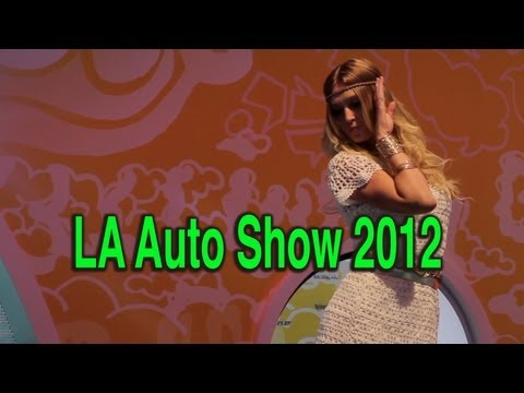 LA Auto Show 2012 – Video Highlights