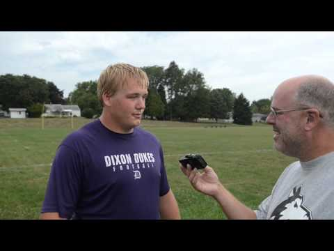 Dixon High School Football Season Preview