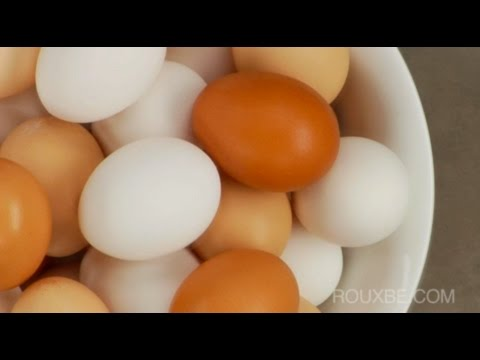 Boiled Eggs - How to Perfectly Hard Boil or Soft Boil an Egg