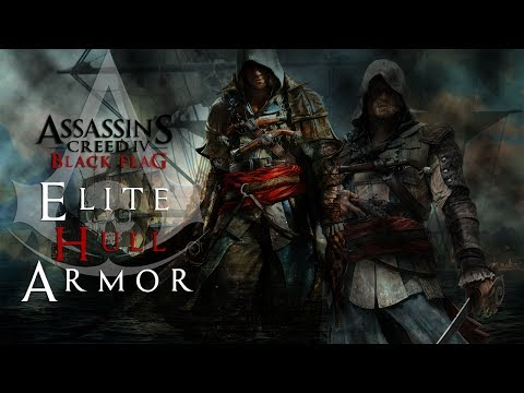 Assassin's Creed 4   Elite Hull Armor