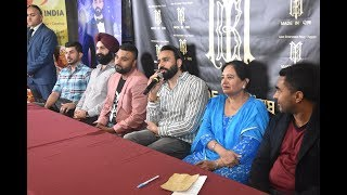 BABBU MAAN LATEST USA PRESS CONFERENCE HD 2018  FULL INTERVIEW 2018