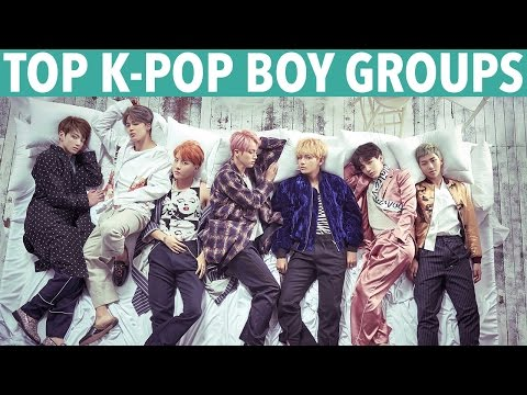 TOP 10 K-POP BOY GROUPS - K-VILLE'S STAFF PICKS