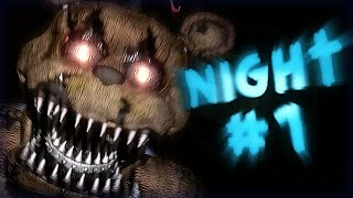 Çok Gergin! - Five Nights at Freddy