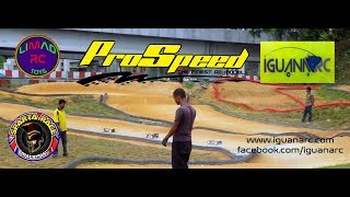 PROSPEED 2017 SPARTA RACE DIRT NITRO CHALLENGE RC PRO BUGGY SHAH ALAM, MALAYSIA