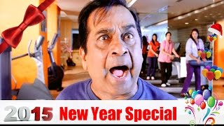 Tollywood Rewind 2014 - Back 2 Back Telugu Latest Comedy Scenes Epi 4 - 2015 New Year Special