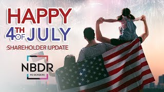 No Borders, Inc. 4th of July Shareholder Update