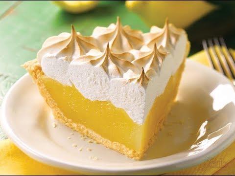 Лимонный тарт с меренгой/лимонный пирог/вкуснейший лимонный тарт