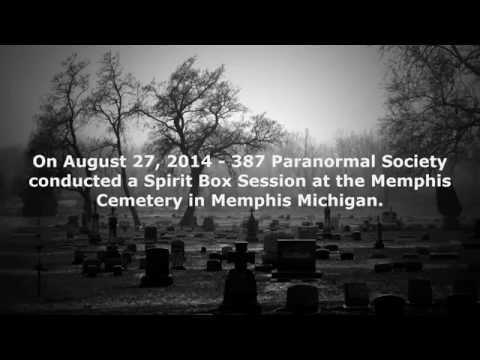 SB7 Spirit Box Session - Class A - Compelling Evidence - 387 Paranormal Society