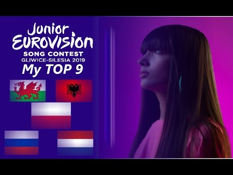 Junior Eurovision 2019 : My TOP 9 Song (So Far)(02.10.2019)