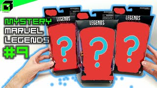Mystery MARVEL LEGENDS Surprise Unboxing #9 (Mystery UNBOXING and REVIEW)