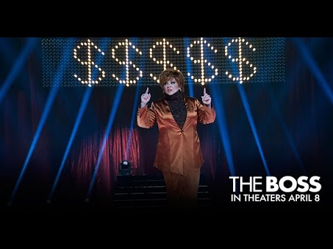 The Boss - In Theaters April 8 (TV Spot 9) (HD)