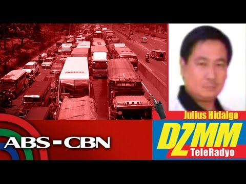 Traffic alert up along NLEX amid INC event