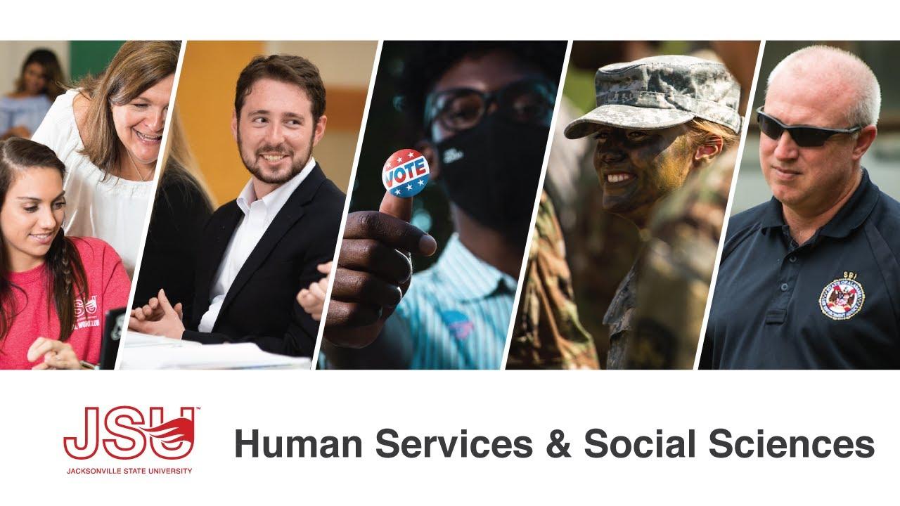 人类服务和社会科学概述