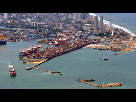 Robert D. Kaplan on China's Port Expansion in the Indian Ocean (Agenda)