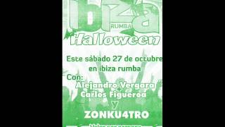 RUMBA HALLOWEN IBIZA RUMBA
