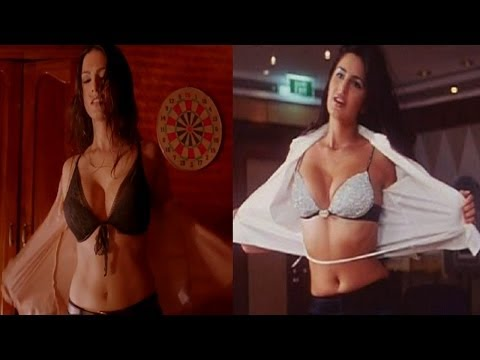 Sunny Leone & Katrina Kaif Stripping Action - Copycat video